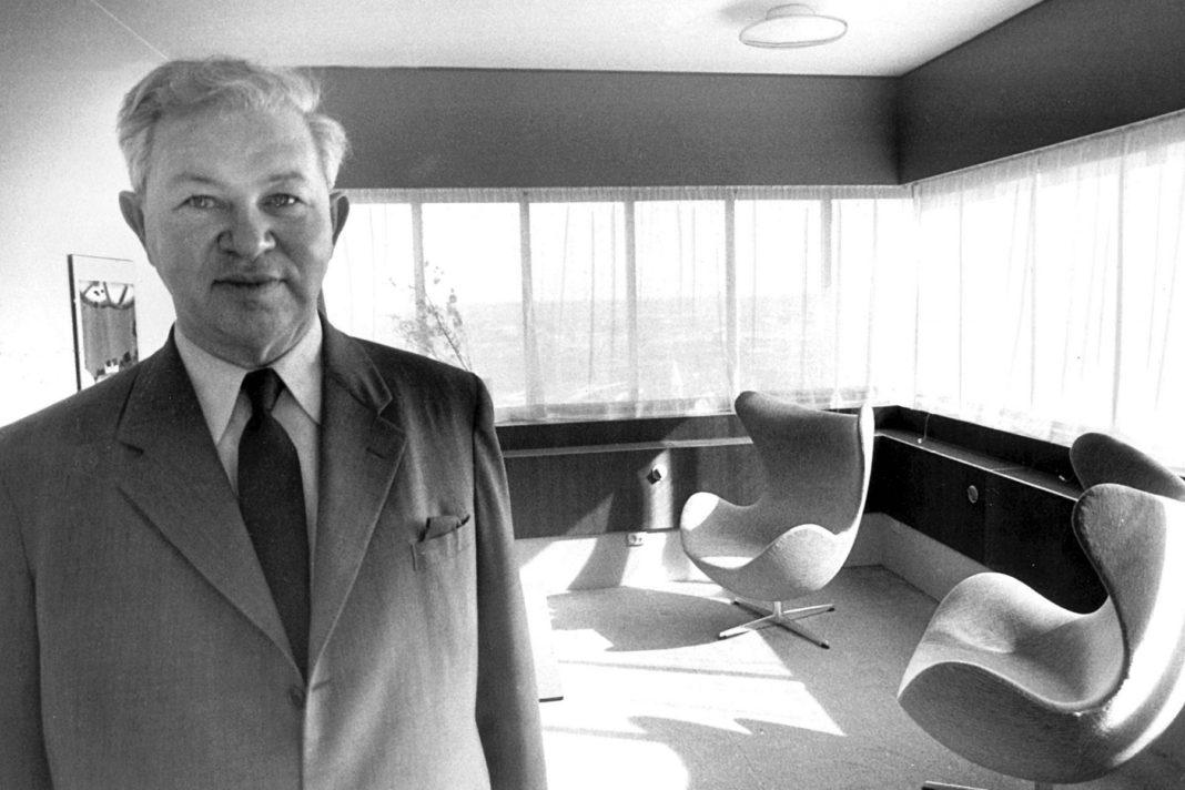 Arne Jacobsen e le sue egg chair   TuttoSulleGalline.it