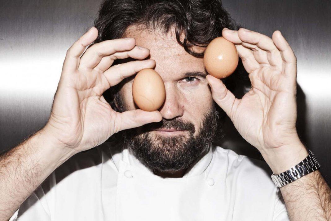 Chef Carlo Cracco - Ricetta del tuorlo d'uuovo marinato | TuttoSulleGalline.it