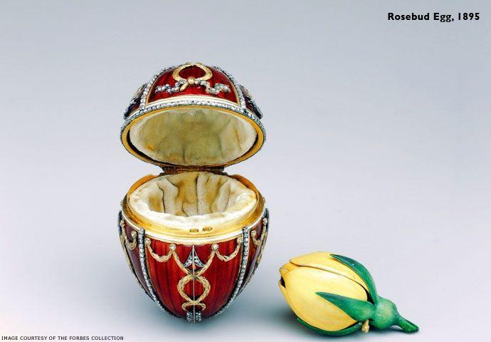Uovo del bocciolo di rosa (Fabergé, 1895)