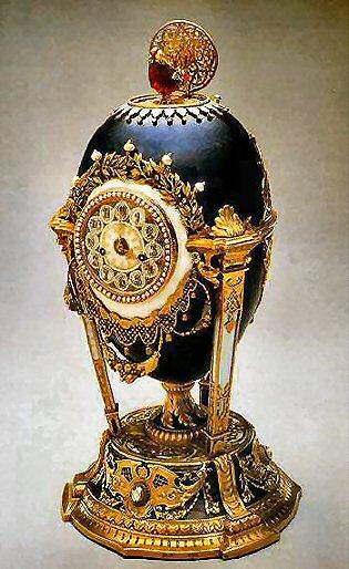 Uovo con galletto (Fabergé, 1900)