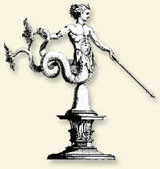 Banderuola segnavento ellenica riproducente Tritone
