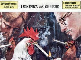 Pollai e galline nelle illustrazioni della Domenica del Corriere (riviste uniche da collezione)   TuttoSulleGalline.it