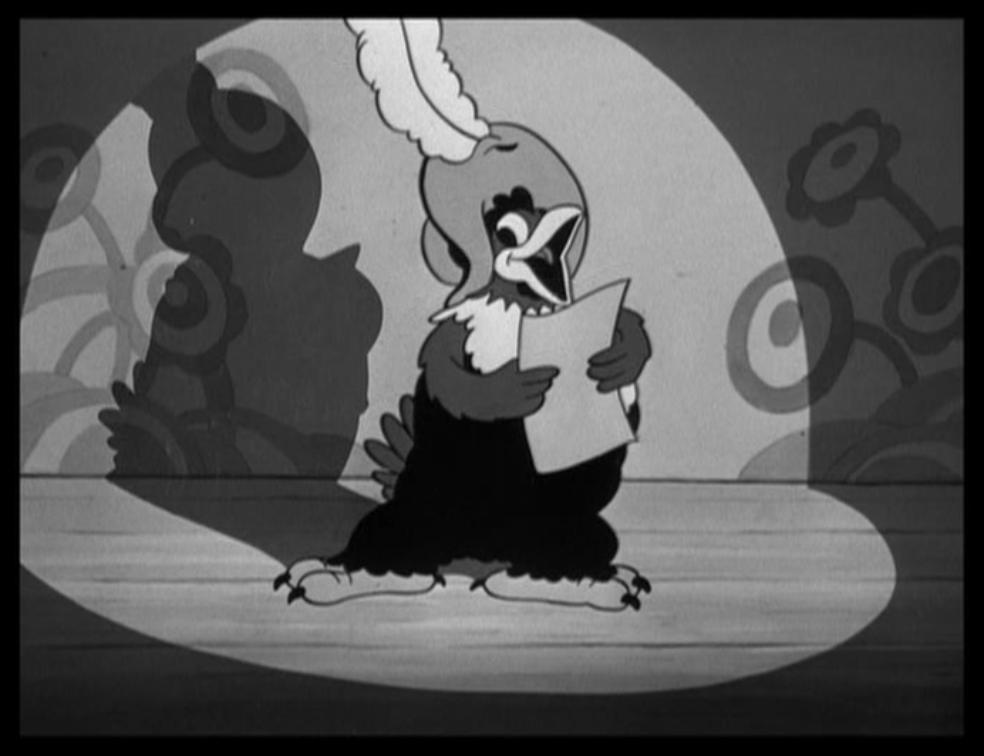 La gallina Chiquita nel lungometraggio Disney la capanna dello zio Tom
