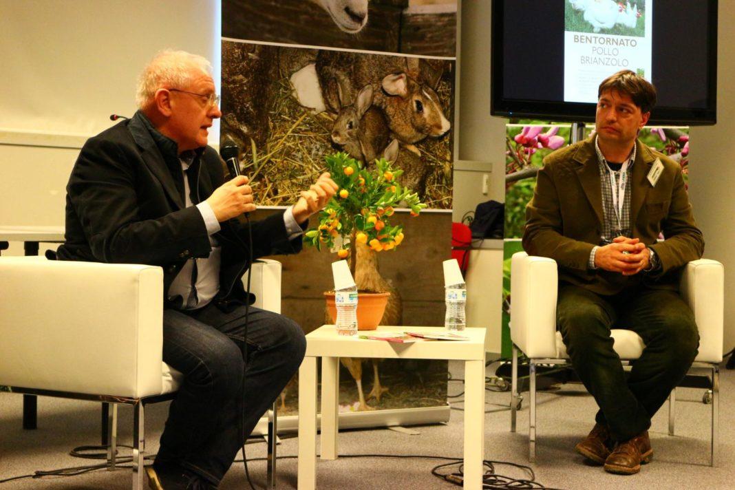 Maurizio Arduin durante Vita in Campagna Fiera 2016 Sesta Edizione