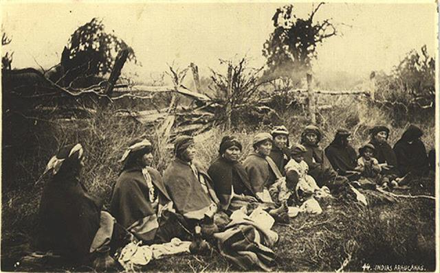 Indios Mapuche