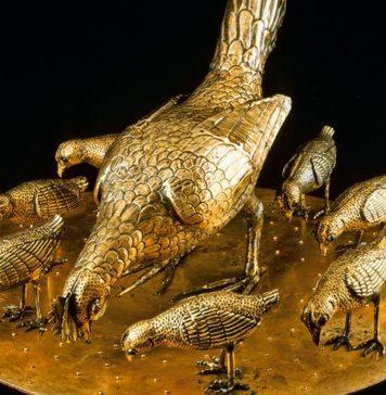 La Chioccia con i sette pulcini della regina longobarda Teodolinda | Tuttosullegalline.it