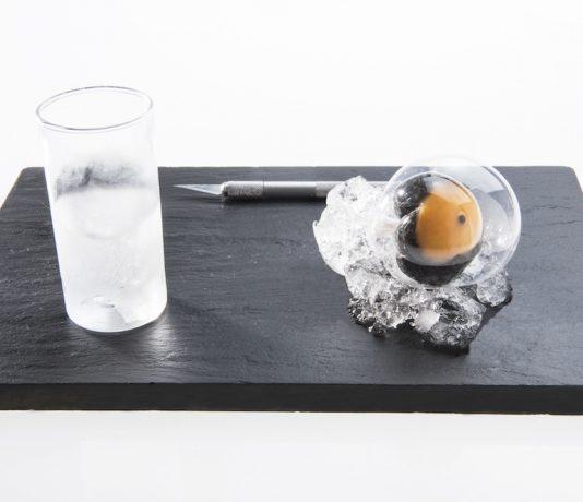 """Ricetta """"Cyber egg"""" dello chef Davide Scabin   Tuttosullegalline.it"""