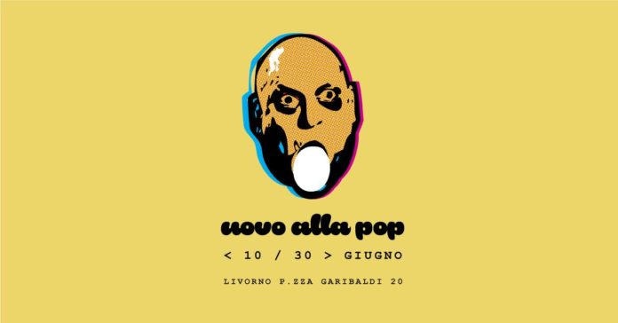 Uovo alla Pop - Livorno