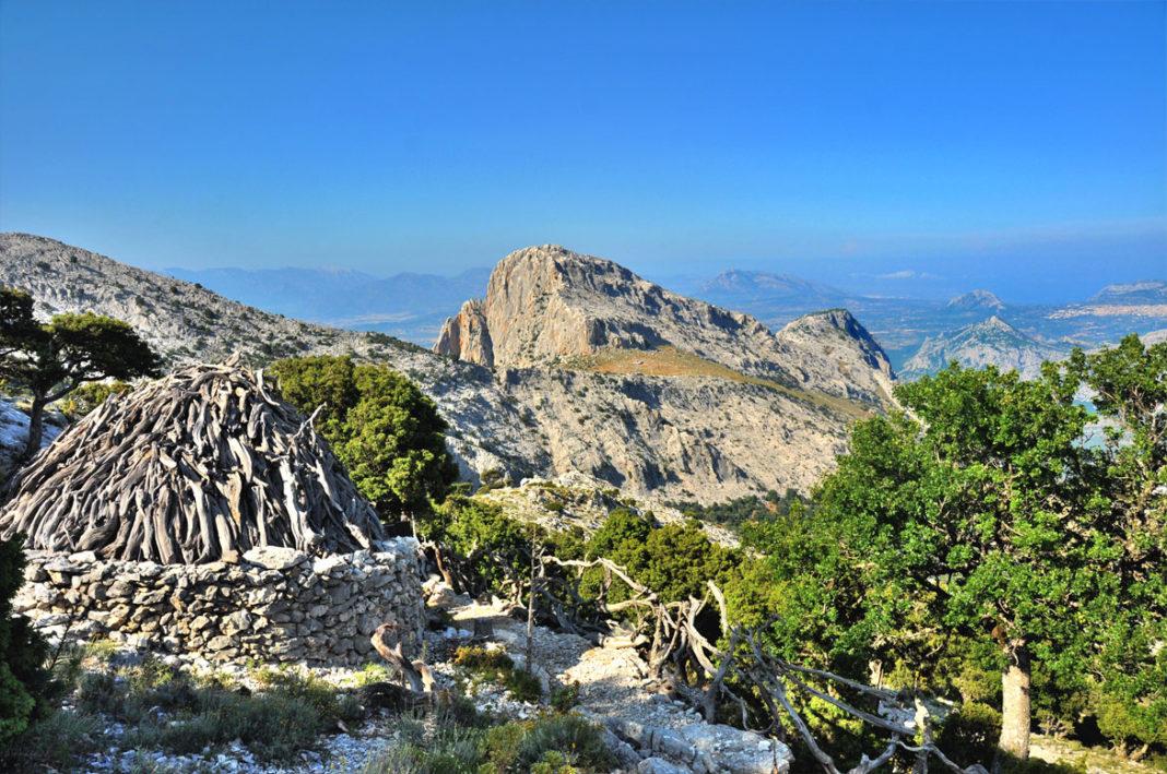 Italia - Sardegna - Supramonte di Oliena