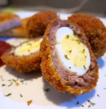 Scotch Eggs, uova alla scozzese | Tuttosullegalline.it