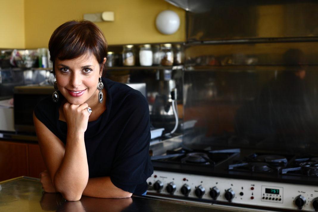 Francesca Romana Barberini, conduttrice televisiva e food-blogger