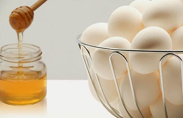 Ricetta uova al miele