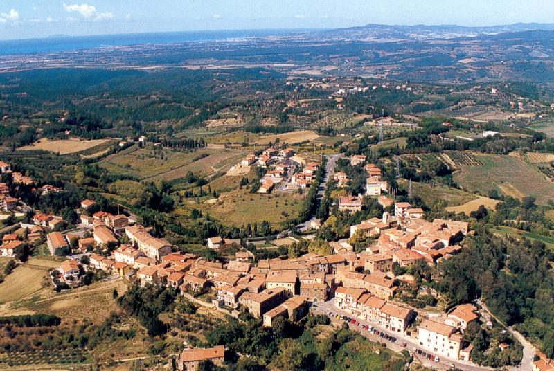 Guardistallo (Pisa, Toscana)