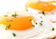 Ricetta uova al tegamino
