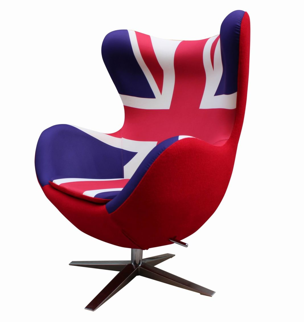 Egg chair inglese | TuttoSulleGalline.it