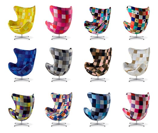 Egg chair fantasia | TuttoSulleGalline.it