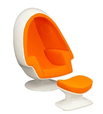 Egg chair ultramoderna | TuttoSulleGalline.it