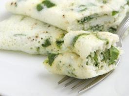 Frittata di soli albumi d'uovo alle erbette aromatiche | TuttoSulleGalline.it