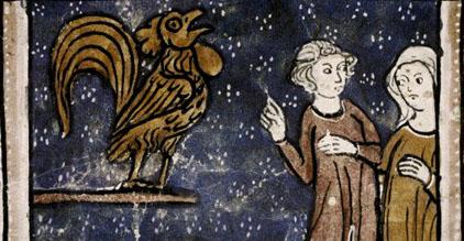 Il gallo nel Veda, nell'Avesta e in Leopardi di Rosa Ronzitti | TuttoSulleGalline.it