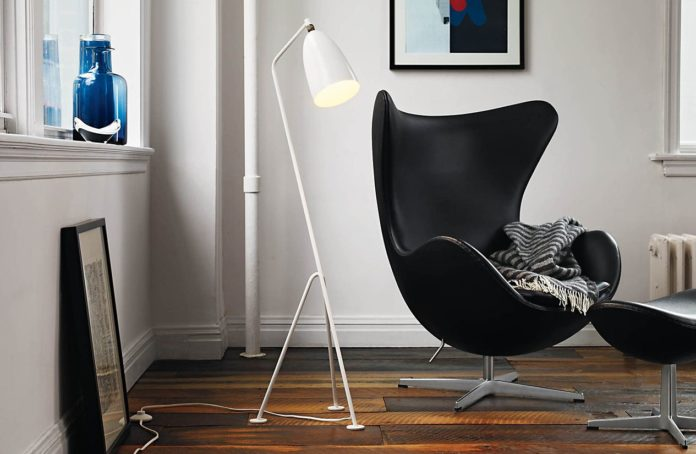 L'uovo come seduta di design: modello egg chair di Arne Jacobsen | TuttoSulleGalline.it