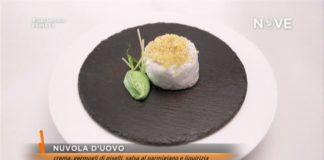 """La """"nuvola d'uovo"""" dello chef Giuliano Baldessari   TuttoSulleGalline.it"""