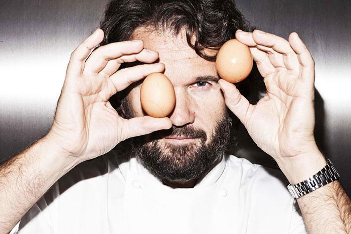 Ricette con le uova dello chef Carlo Cracco