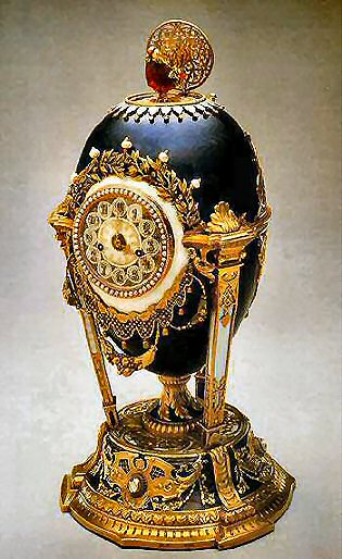 Uovo con galletto (Fabergé, 1900)