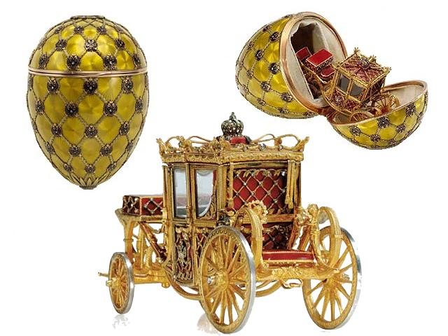 Uovo dell'incoronazione (Fabergé, 1897)