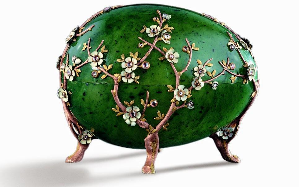 Uovo dei fiori di melo (Fabergé, 1901)