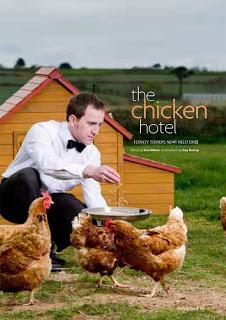 Hotel per Galline - copertina della brochure