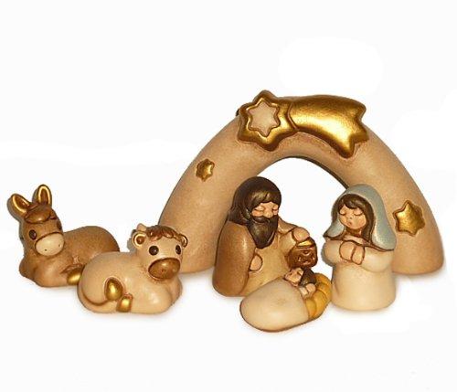 Collezione Thun Presepe - Grotta del Bambino Gesù