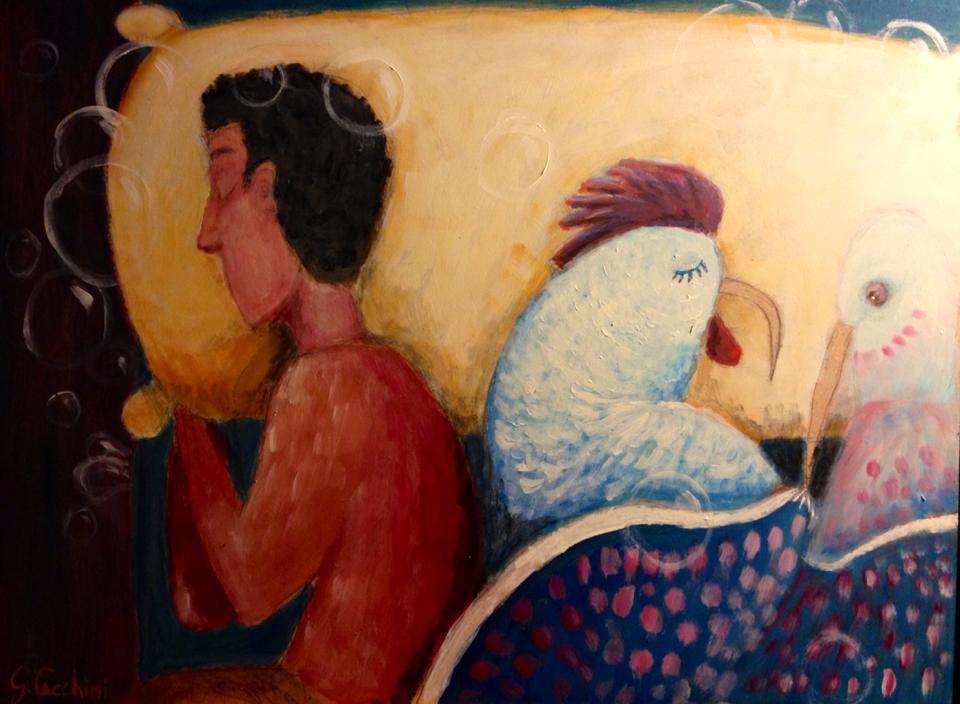 La gallina nei sogni e nella smorfia