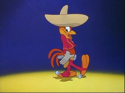 Panchito Pistoles, altro personaggio Disney con sembianze di gallo