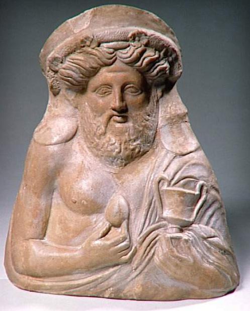 Dioniso con l'uovo