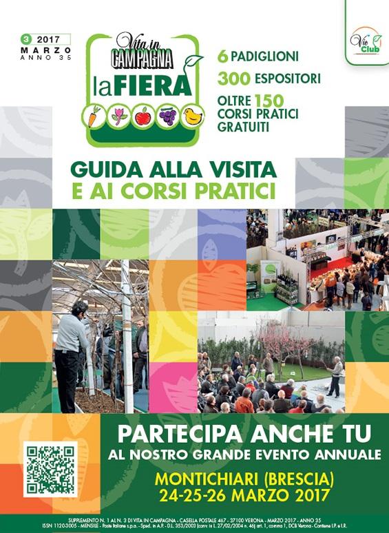 Copertina evento Vita in Campagna Fiera 2017, Brescia