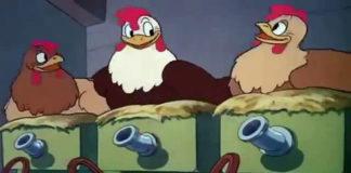 Paperino e le uova d'oro, Walt Disney | Tuttosullegalline.it