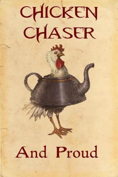 Illustrazione di gallina