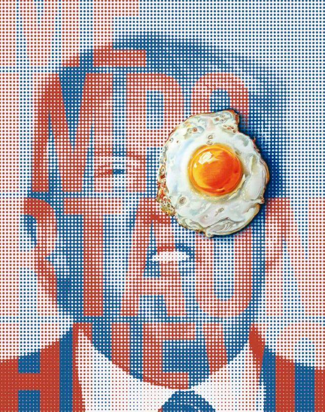 Me importa un huevo - Pedro Cabañas | Uovo alla Pop, Livorno