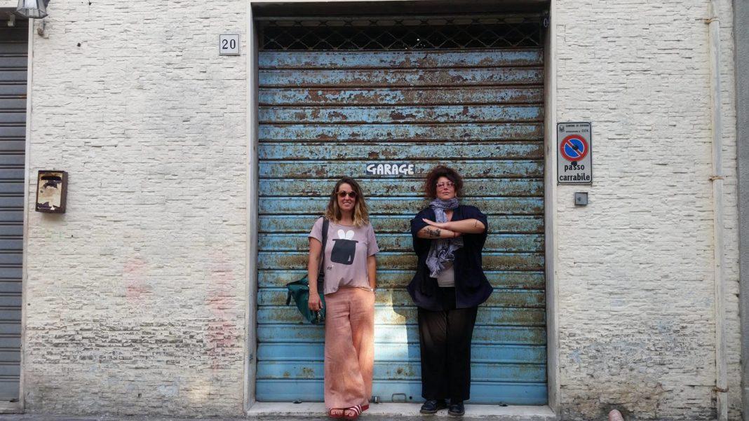 Giulia Bernini (Oblò Creature) e Viola Barbara (Progetto Artistico Libertà) | Uovo alla Pop, Livorno