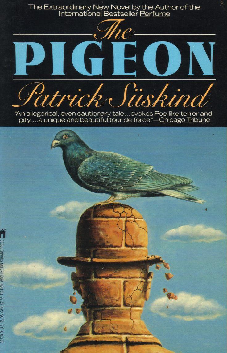 Il Piccione, Suskind (copertina del libro)