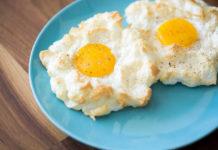 Clouds Eggs, le soffici e scenografiche nuvole d'uova | Tuttosullegalline.it