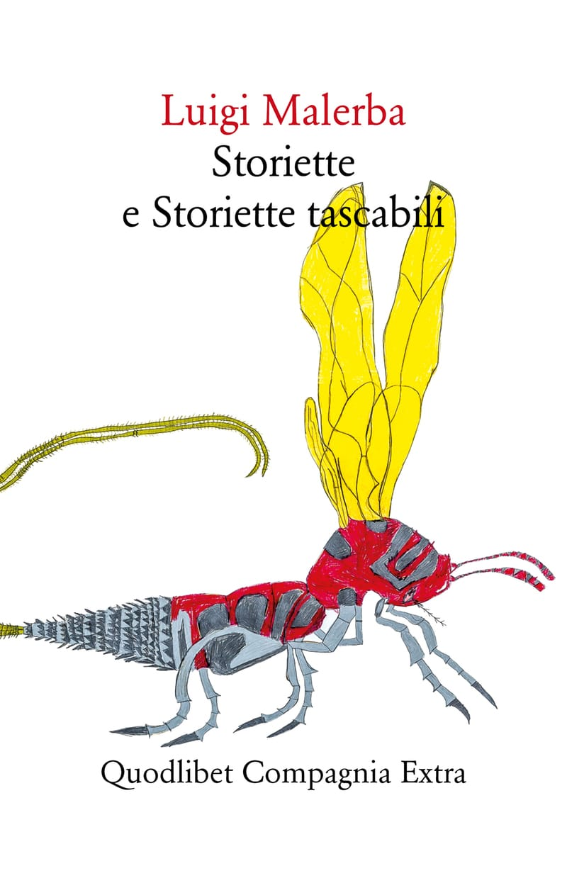 Storiette e storiette tascabili - Luigi Malerba