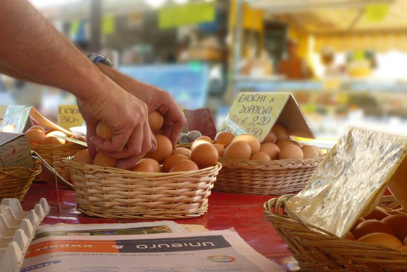 Registrazione come imprenditore agricolo per poter fare vendita diretta delle uova