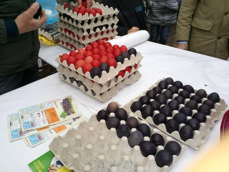 Palio dell'Uovo, Treodozio