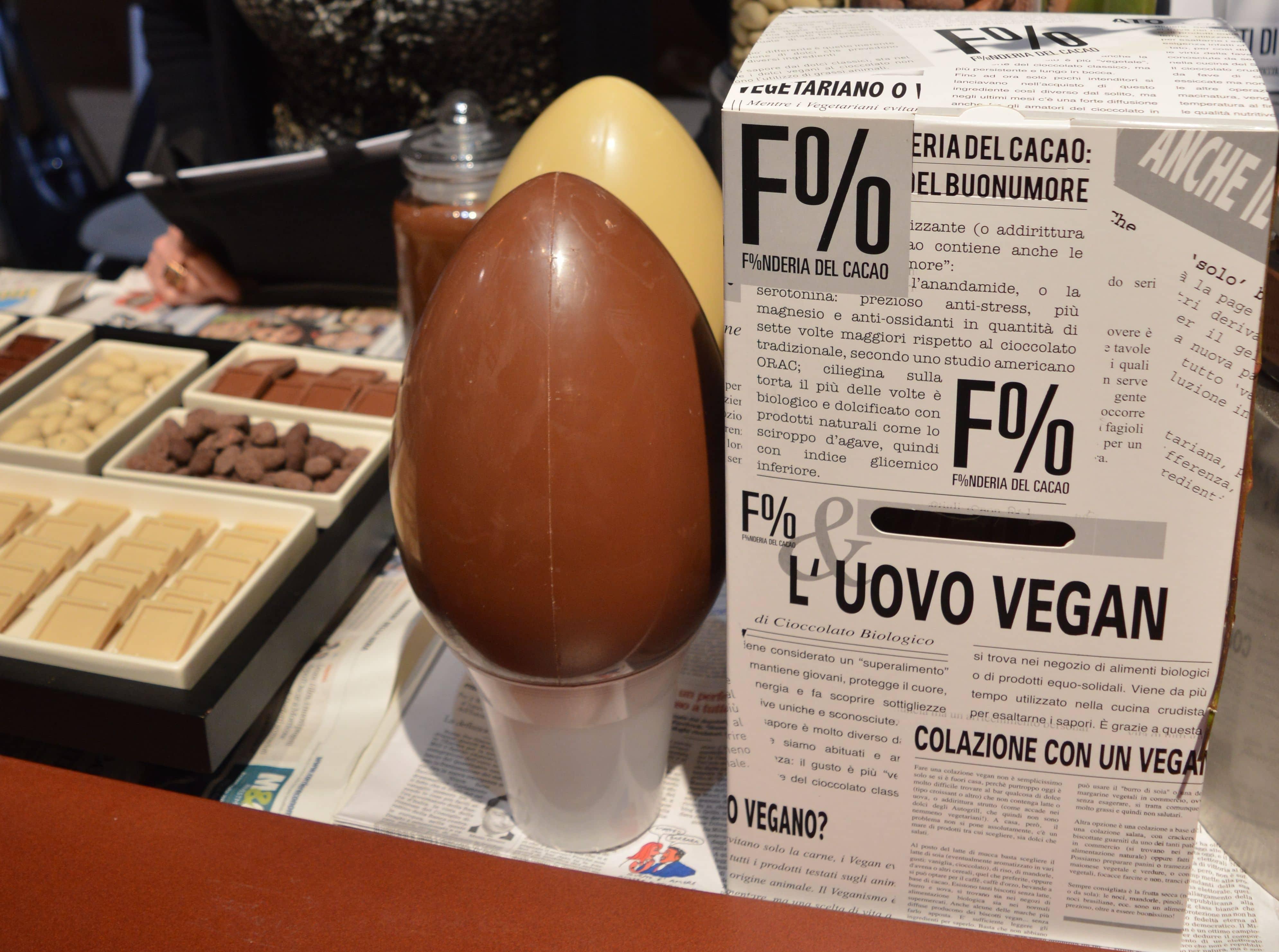 Uovo di Pasqua... vegano!