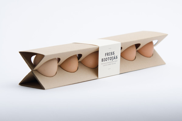 Egg box, packaging per uova