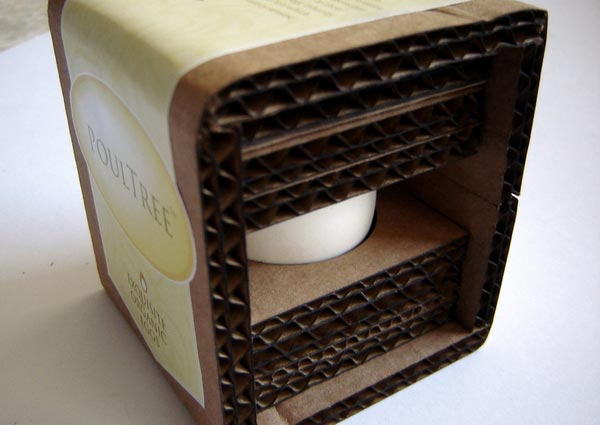 Packaging per singolo uovo