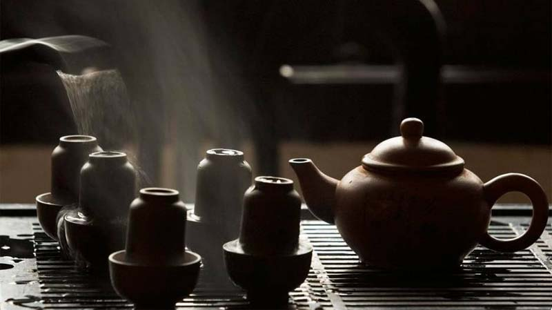 La cura dei dettagli nella Cerimonia del Tè cinese