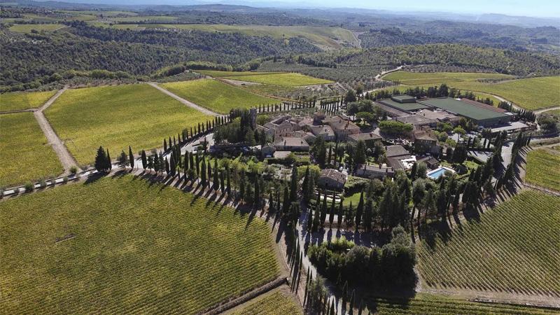 Borgo San Felice, Siena