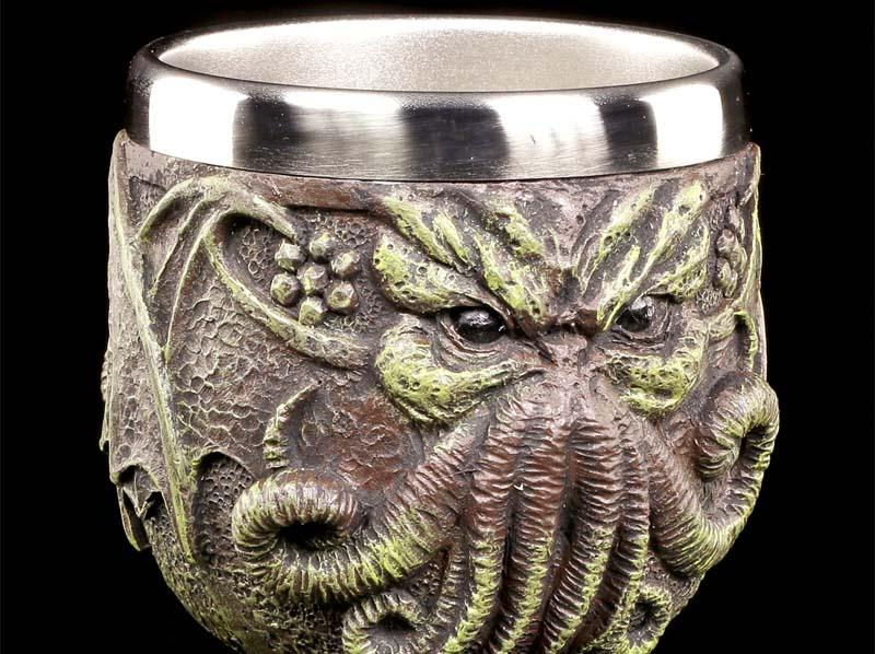 Portauovo del mito di Cthulhu di Lovecraft